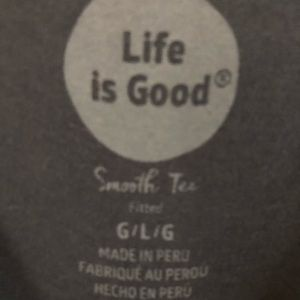 Life Is Good Tops - Life is Good Positive Energy Top